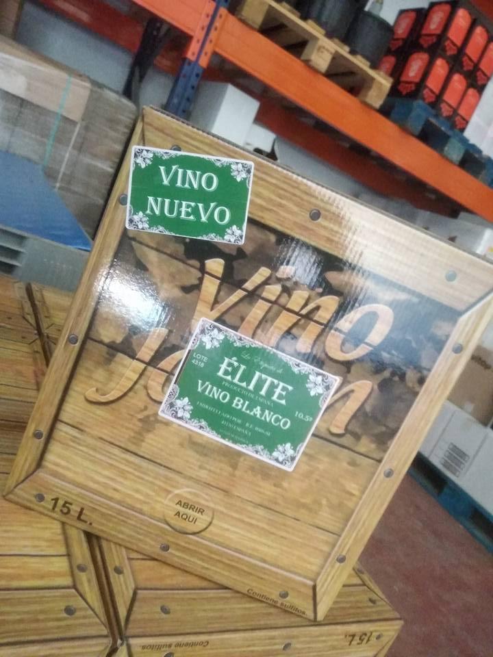 Bodega en Sevilla Vino nuevo