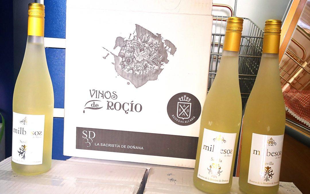 """Vinos Frizanttes"" en Sevilla"