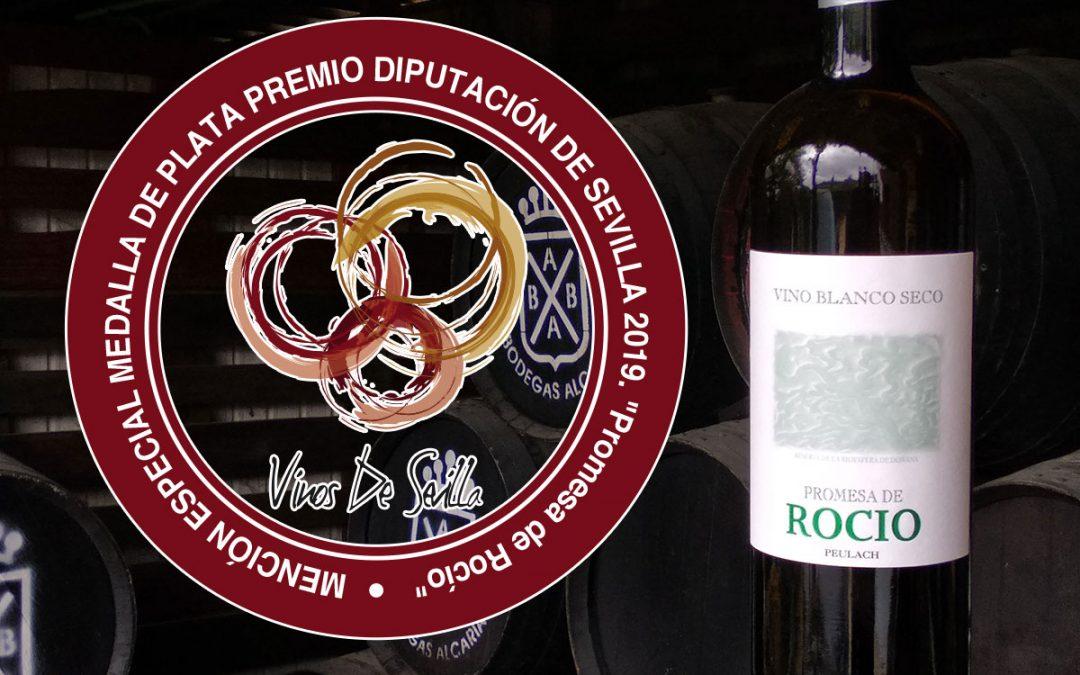 Bodegas Alcaria entre las bodegas distinguidas en los IV Premios de Vinos y Licores de la Provincia de Sevilla